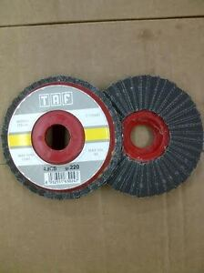 TAF 110mm (4 3/8'') Flap Disc