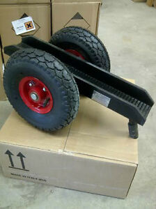 11'' Abaco 2 Wheel Slab Dolly