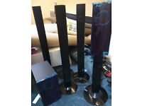 SAMSUNG SURROUND SOUND SYSTEM HT-TXQ120