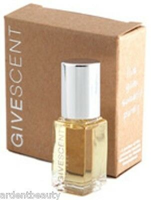 CLOSEOUT! Givescent Natural Botanical Perfume, 5 ml roll-on bottle: Green