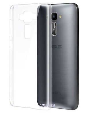 Soft Gel Clear Transparent Case Cover For ASUS Zenfone 3 / Deluxe ZS570KL Deluxe Soft Case