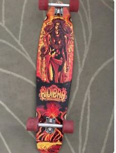 Skate longboard  - perfect condition as it was used little.