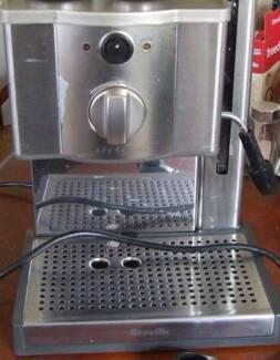 Breville Cafe Roma Espresso Machine