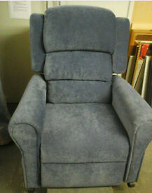 Brand new riser/recliner chair cost £1800 US £600