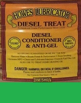 HOWES DIESEL TREAT & ANTI GEL 64oz. (2) PACK ONLY $34.89/PACK, FREE SHIPPING!