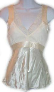 SILK Creamy Camisole Dressy Top - XS - NEW Gatineau Ottawa / Gatineau Area image 1
