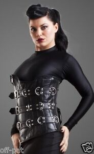 Very-Sexy-Butter-Soft-Lambs-Leather-Underbust-Steel-Boned-Corset