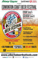 DID YOU MISS CALGARY'S BEER FEST? -  ROADTRIIIIPPPP!