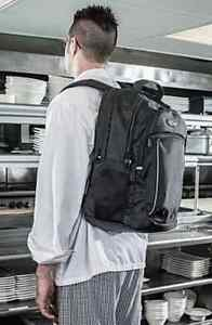 Chef Pak: a backpack and knife case Chefs and Culinary Students Peterborough Peterborough Area image 1