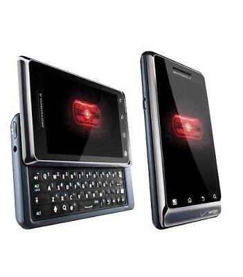 Motorola Droid A855 - White Black ( Verizon )  Phone Must Read
