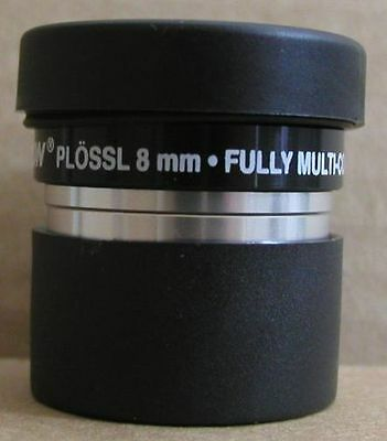 NEW 8mm Celestron Plossl telescope eyepiece