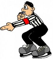 Referees Needed (and Players Too) Moncon BallHockey