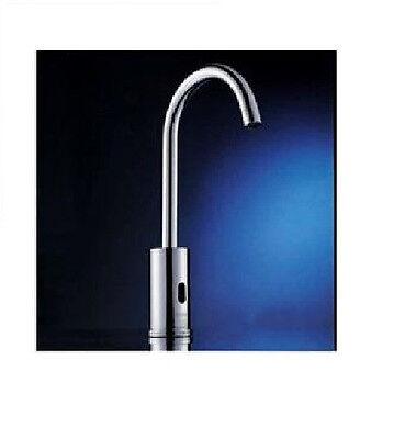 Automatic Hands Free Sensor Goose Neck Faucet by Cascada Showers Automatic Gooseneck Sensor Faucet
