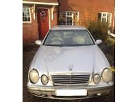 Mercedes CLK320 Sport Coupe ** Moted, Ready to Drive Away, Read Ad **