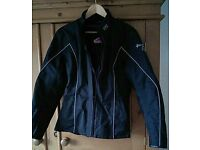 Hein Gericke ladies bike jacket Size 12