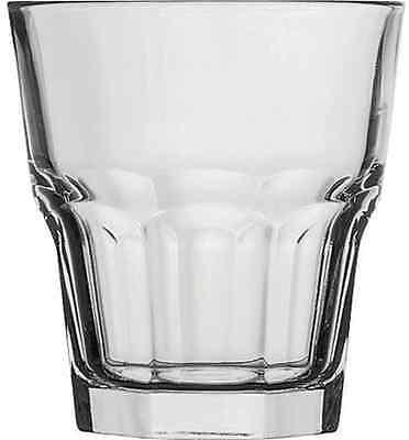 12 x Casablanca Hi Ball Tumber 8oz Glasses Restaurant Glassware Bar Pub