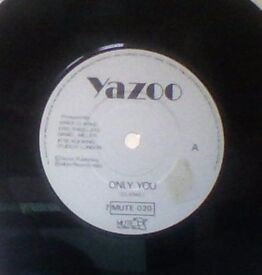 yazoo vinyl record.only you.