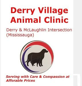 Derry Village Animal Clinic,Open House + Free Nail Trim Oct 29th