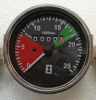 Tachometer Massey Ferguson 158240253260261265270275282283285290298