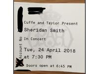 2 x GENUINE TICKETS - Sheridan Smith In Concert - 24th April - Royal Albert Hall