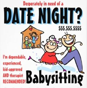 Occasional Babysitter available Spruce Grove / Parkland Village