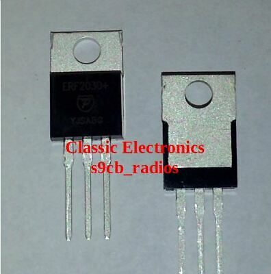 Palomar Ekl Erf2030 Mosfet Rf Power Transistor Sub For Irf520fqp13n10 Others