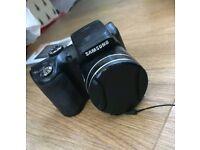 Samsung Wb101 Bridge Camera 16.2mp
