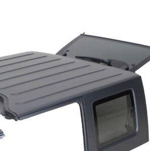 Used hardtop 4 door 07-18 Jeep Wrangler