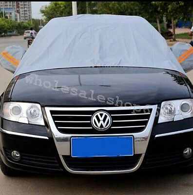 Car Auto Windscreen Visor Cover Sun Shade Snow Frost Shield Dust Protector