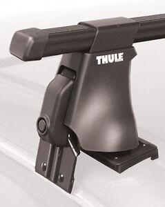 Rack Thule (barres et déflecteur) KIT 1512 pour Matrix 2003-2008
