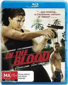 In The Blood - 2 DISC SET-BLU RAY+DVD -BRAND NEW STILL SEALED RB + R4- FREE POST