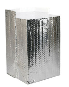 Insulated Foil Bubble Box Liners - Box Liner bags
