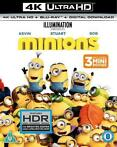 Minions (4K Ultra HD En Blu-Ray)