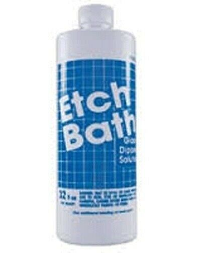 Armour Etch Bath Glass Dipping Solution ~ 32oz Bottle