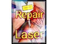 Repair IPL Hair removal LAZER tattoo removal machine