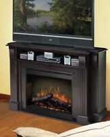 Gorgeous Remote Control Very Large Electric Fireplace