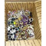 Estate Jewelry Lot ALL Wearable Resell Vintage to Now 25-30 Pcs Brooch Earring +