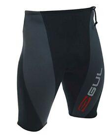 NEW - Gul Response 2mm Neoprene Shorts -great for Canoe, Kayak, Dinghy, Jetski, Cycling
