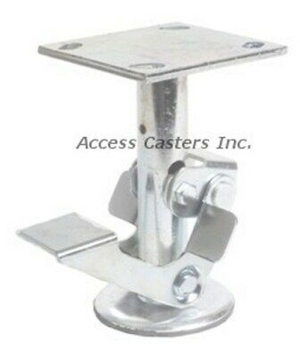 8astfl 8 Standard Floor Lock 4 X 4-12 Top Plate Foot Operated