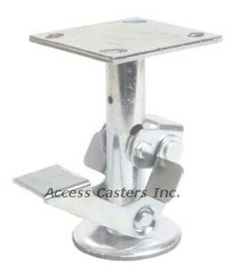 6astfl 6 Standard Floor Lock Foot Operated 4 X 4-12 Plate