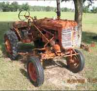 Wanted offset farmall or international tractor