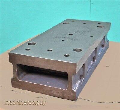 Brown Sharpe Duplex 18.5 X 8 Bench Block - Inspection Surface Plate