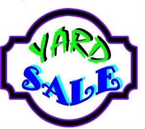 Home Closing Yard Sale