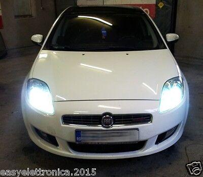 KIT FARI XENON AUTO H1 6000K CANBUS 35w ADATTO PER FIAT BRAVO DAL 2007 COMPLETO usato  Altamura