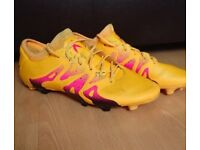 Adult Football boots - UK size 7