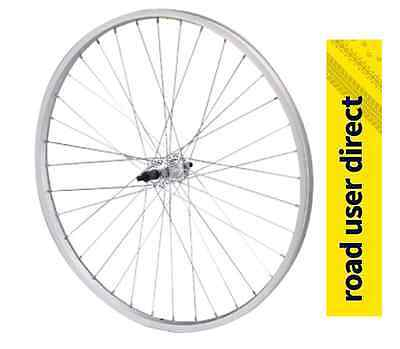 "28"" / 700c Rear Alloy Hybrid Bike Wheel - Inc Tracked Courier"