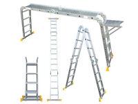 Multi-purpose 4.7m ladder