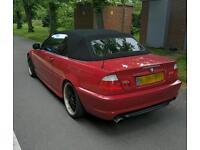 BMW 318CI Sport Convertible