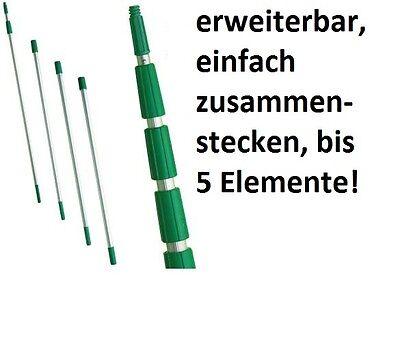 Erweiterbar System (Unger TF100 TelePlus Teleskopstange 10,0 m Tele Plus 5x 2,0 m System erweiterbar)