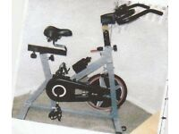 RACING EXERCISE BIKE